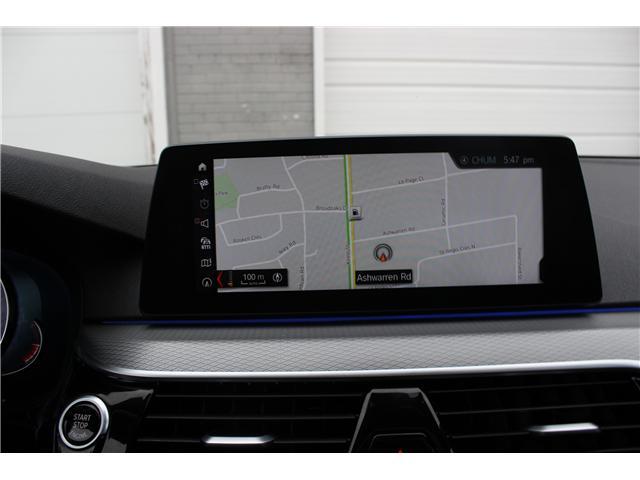 2017 BMW 530 i xDrive (Stk: 04372) in Toronto - Image 23 of 29