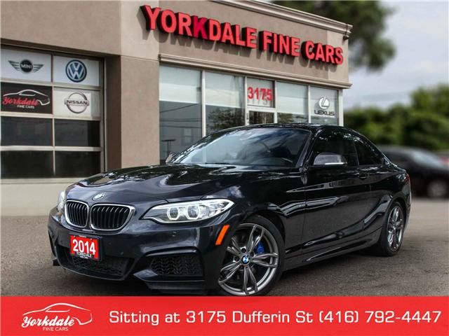2014 BMW M235i  (Stk: ) in Toronto - Image 1 of 26