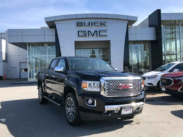2018 GMC Canyon Denali (Stk: 8CN4709T) in Vancouver - Image 2 of 12