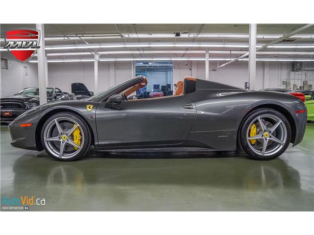 2014 Ferrari 458  Spider (Stk: ) in Oakville - Image 7 of 50