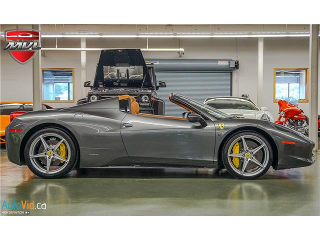 2014 Ferrari 458 SPIDER  (Stk: ) in Oakville - Image 11 of 50