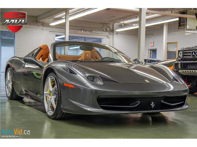 2014 Ferrari 458 SPIDER  (Stk: ) in Oakville - Image 12 of 50