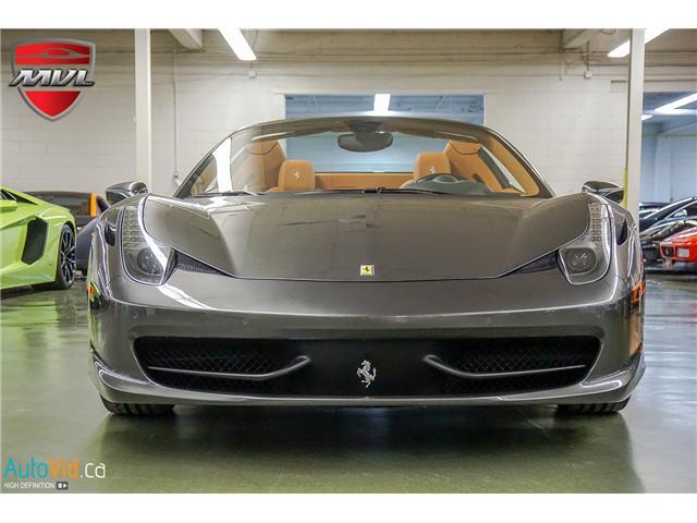2014 Ferrari 458  Spider (Stk: ) in Oakville - Image 13 of 50