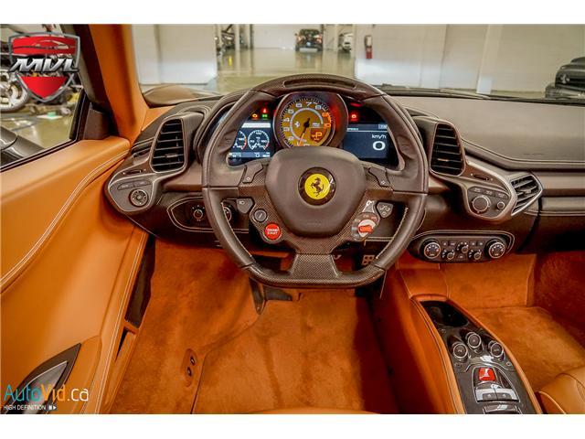 2014 Ferrari 458 SPIDER  (Stk: ) in Oakville - Image 29 of 50