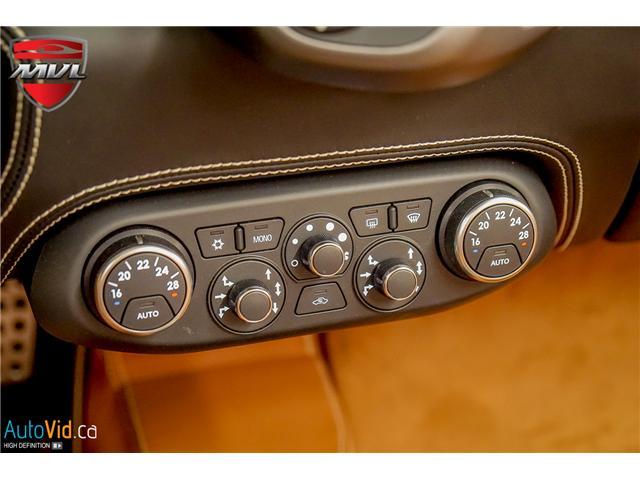 2014 Ferrari 458  Spider (Stk: ) in Oakville - Image 38 of 50
