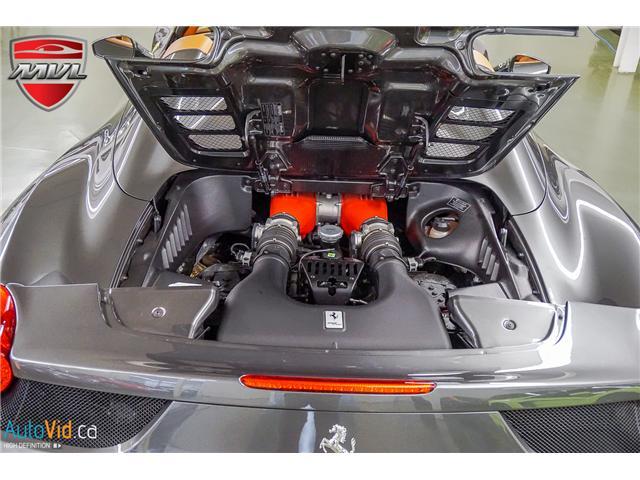 2014 Ferrari 458  Spider (Stk: ) in Oakville - Image 41 of 50