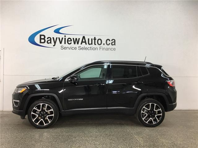 2017 Jeep Compass Limited (Stk: 33458W) in Belleville - Image 1 of 28