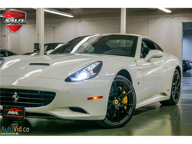 2011 Ferrari California  (Stk: ) in Oakville - Image 2 of 47