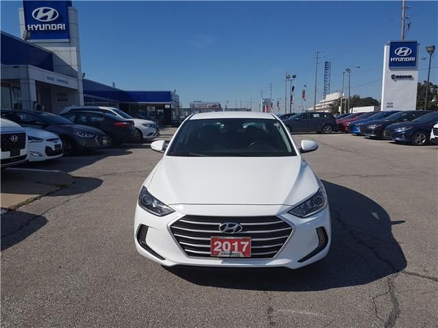 2017 Hyundai Elantra GL (Stk: 26655A) in Scarborough - Image 2 of 12