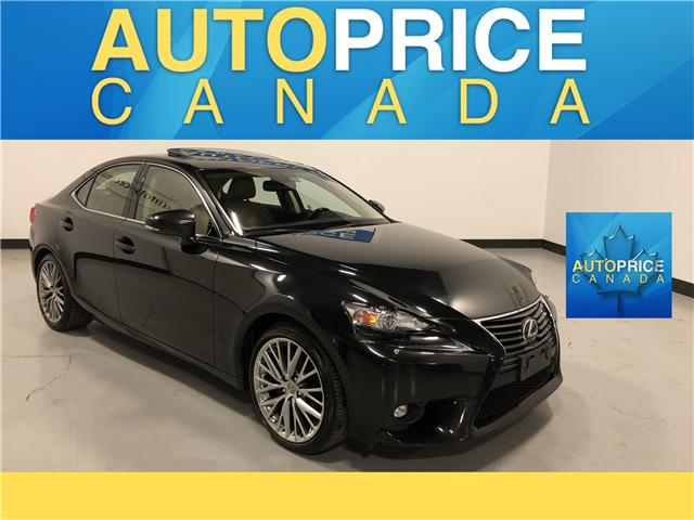 2015 Lexus IS 250 Base (Stk: W9848) in Mississauga - Image 1 of 30