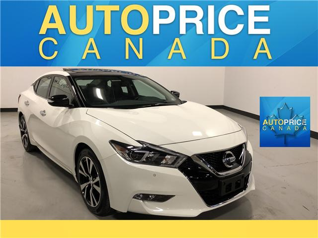 2018 Nissan Maxima SL (Stk: D9783) in Mississauga - Image 1 of 26