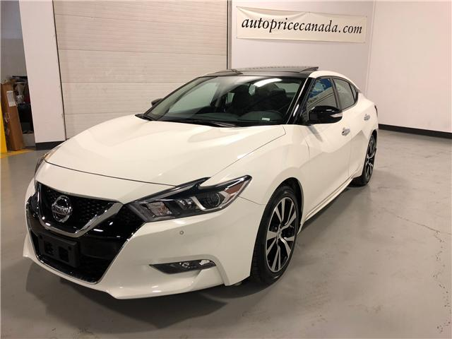 2018 Nissan Maxima SL (Stk: D9783) in Mississauga - Image 3 of 26