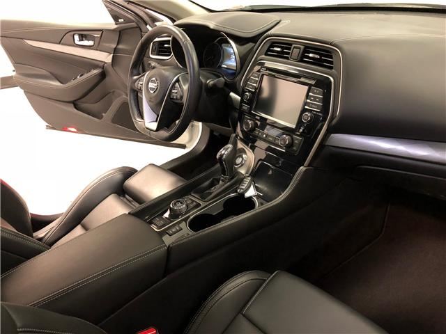 2018 Nissan Maxima SL (Stk: D9783) in Mississauga - Image 20 of 26