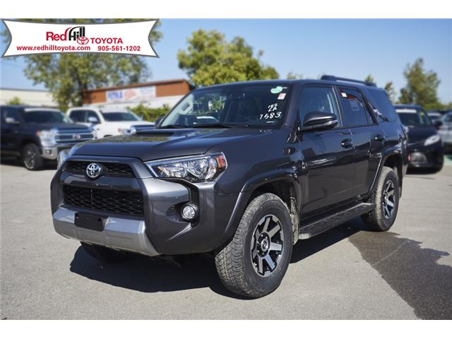 2019 Toyota 4Runner SR5 (Stk: 19126) in Hamilton - Image 1 of 20