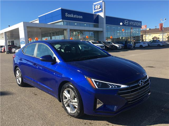 2019 Hyundai Elantra Preferred (Stk: 39056) in Saskatoon - Image 1 of 17