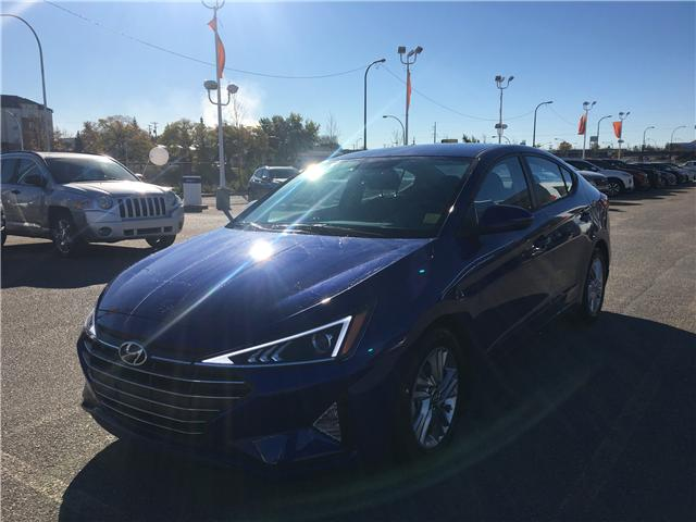 2019 Hyundai Elantra Preferred (Stk: 39056) in Saskatoon - Image 7 of 17