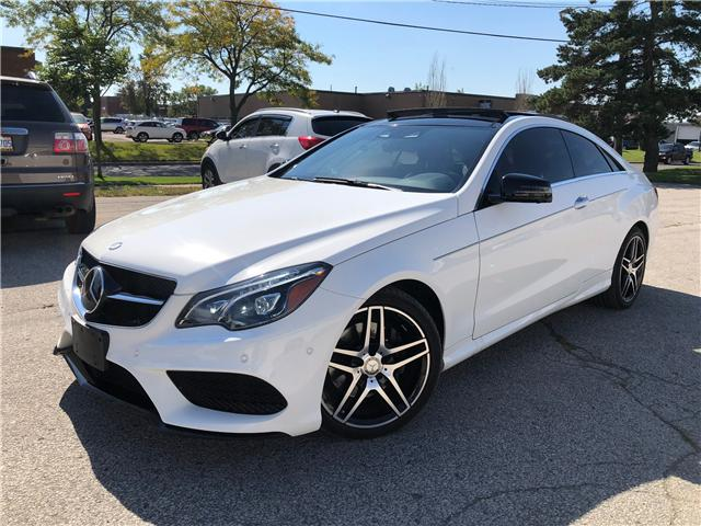 2016 Mercedes-Benz E-Class Base (Stk: S7722) in North York - Image 1 of 11