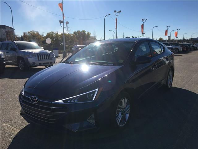 2019 Hyundai Elantra Preferred (Stk: 39058) in Saskatoon - Image 7 of 17