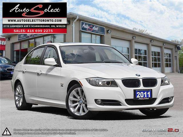 2011 BMW 328i xDrive (Stk: 11MB132X) in Scarborough - Image 1 of 28