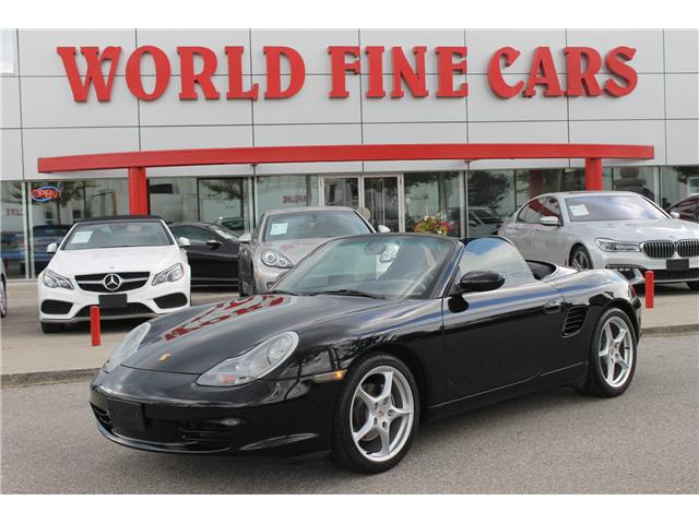 2004 Porsche Boxster  (Stk: 16490) in Toronto - Image 1 of 25