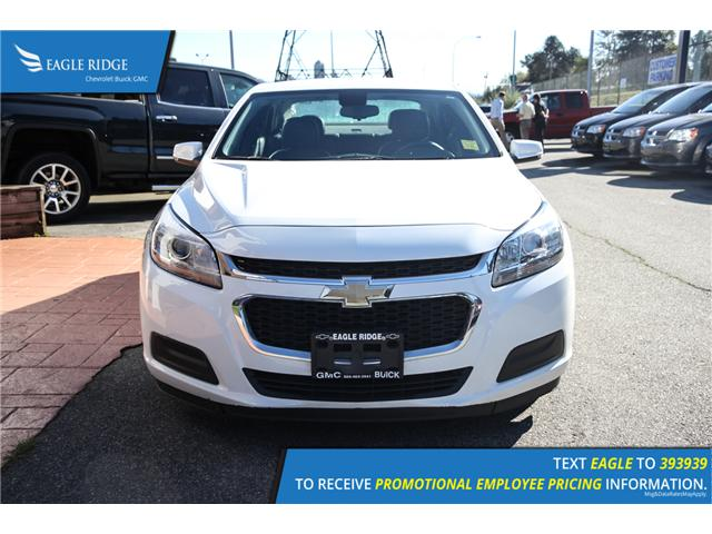 2015 Chevrolet Malibu 1LT (Stk: 158966) in Coquitlam - Image 2 of 14