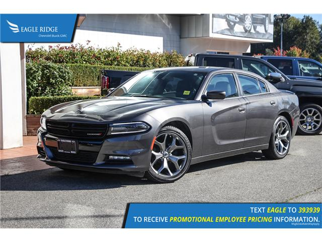 2017 Dodge Charger SXT (Stk: 179020) in Coquitlam - Image 1 of 16