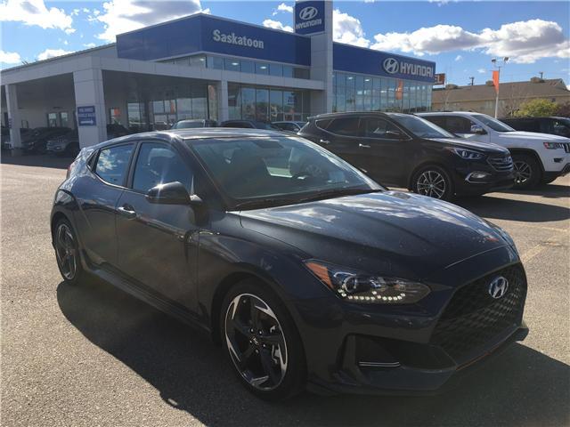 2019 Hyundai Veloster Turbo Tech (Stk: 39057) in Saskatoon - Image 1 of 16