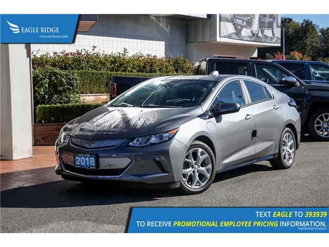 2018 Chevrolet Volt Premier (Stk: 81230A) in Coquitlam - Image 1 of 17