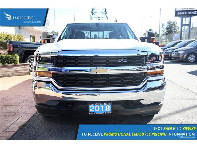 2018 Chevrolet Silverado 1500 1LT (Stk: 89361A) in Coquitlam - Image 2 of 17
