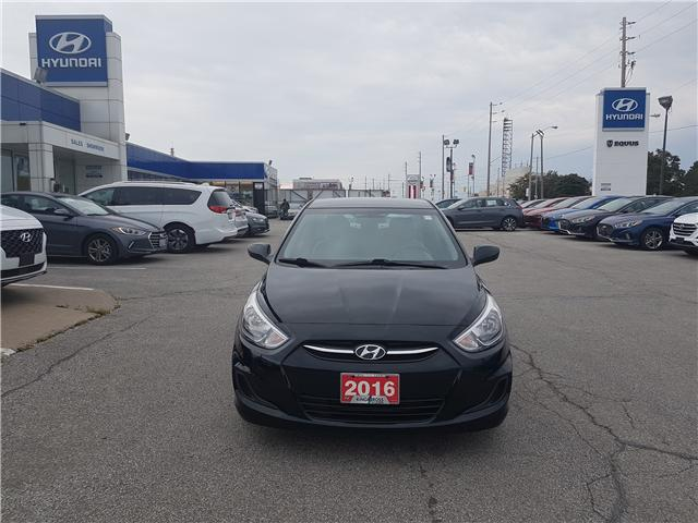 2016 Hyundai Accent GL (Stk: 27987A) in Scarborough - Image 2 of 12