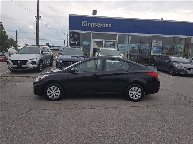 2016 Hyundai Accent GL (Stk: 27987A) in Scarborough - Image 1 of 12
