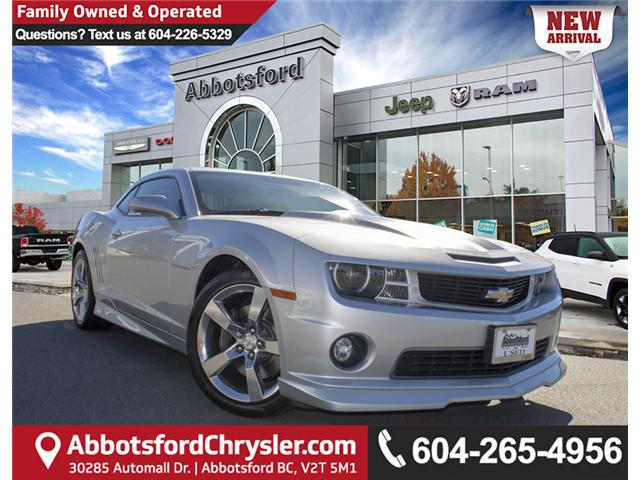 2012 Chevrolet Camaro 2SS (Stk: J825339A) in Abbotsford - Image 1 of 24