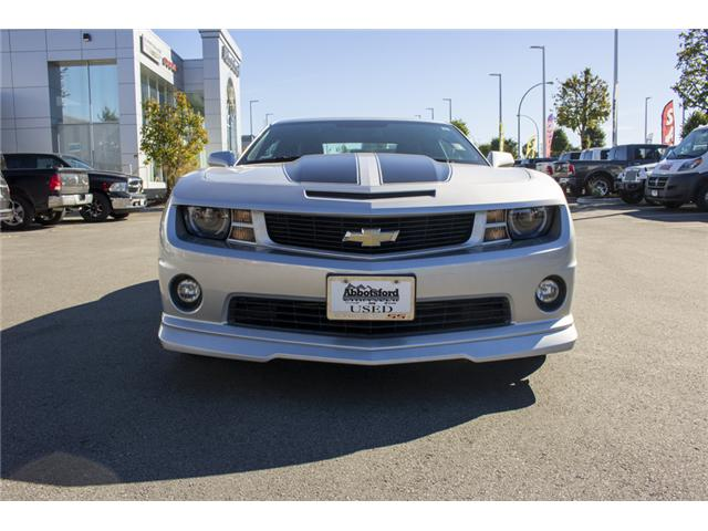 2012 Chevrolet Camaro 2SS (Stk: J825339A) in Abbotsford - Image 2 of 24