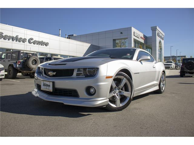 2012 Chevrolet Camaro 2SS (Stk: J825339A) in Abbotsford - Image 3 of 24