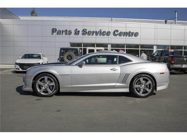 2012 Chevrolet Camaro 2SS (Stk: J825339A) in Abbotsford - Image 4 of 24