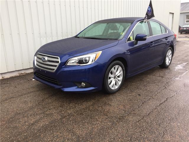 2015 Subaru Legacy 2.5i Touring Package (Stk: PRO0474A) in Charlottetown - Image 1 of 25