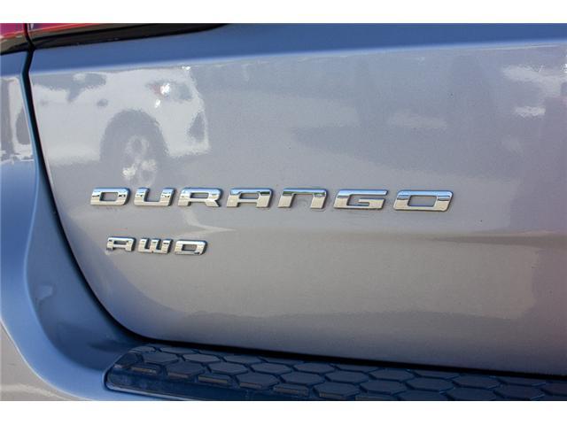 2015 Dodge Durango SXT (Stk: EE891330A) in Surrey - Image 6 of 26