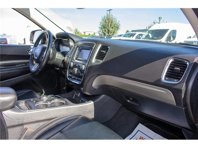 2015 Dodge Durango SXT (Stk: EE891330A) in Surrey - Image 16 of 26