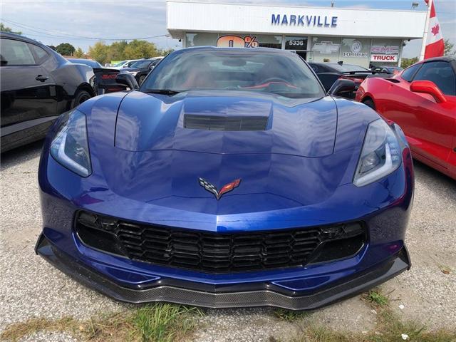 2019 Chevrolet Corvette Grand Sport (Stk: 108320) in Markham - Image 2 of 5