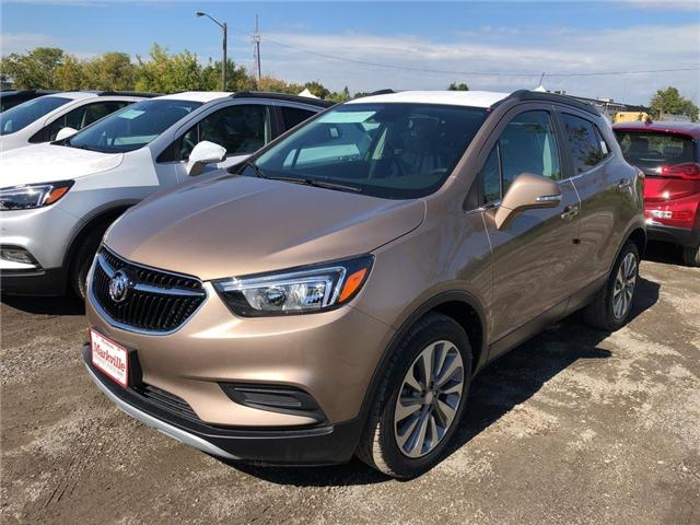 2019 Buick Encore Preferred (Stk: 711718) in Markham - Image 1 of 5