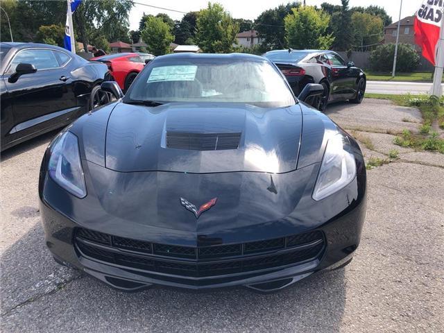 2019 Chevrolet Corvette Stingray (Stk: 109734) in Markham - Image 2 of 5