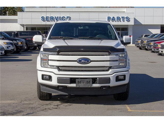 2018 Ford F-150 Lariat (Stk: 8F11369) in Surrey - Image 2 of 29