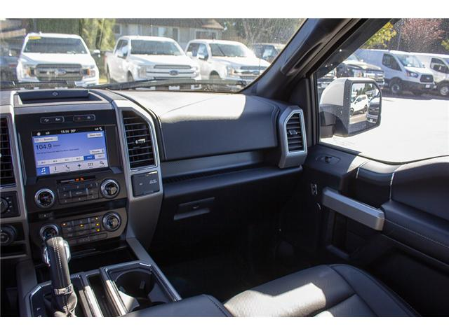 2018 Ford F-150 Lariat (Stk: 8F11369) in Surrey - Image 19 of 29