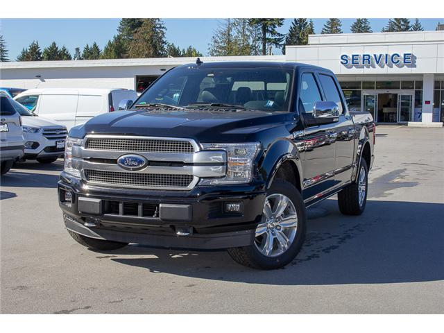 2018 Ford F-150 Platinum (Stk: 8F12035) in Surrey - Image 3 of 30
