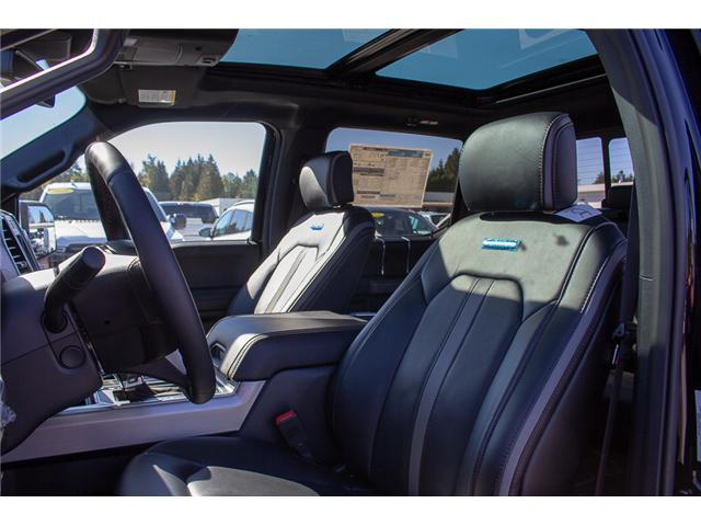 2018 Ford F-150 Platinum (Stk: 8F12035) in Surrey - Image 16 of 30