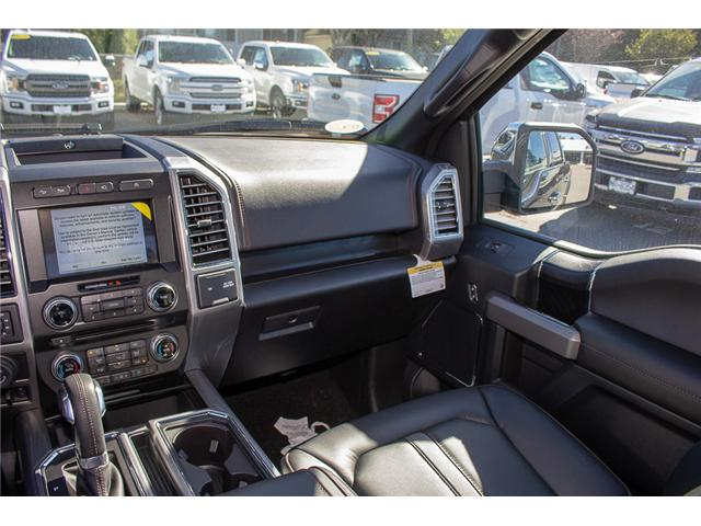 2018 Ford F-150 Platinum (Stk: 8F12035) in Surrey - Image 20 of 30