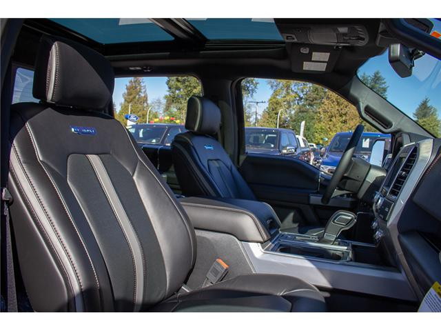 2018 Ford F-150 Platinum (Stk: 8F12035) in Surrey - Image 23 of 30