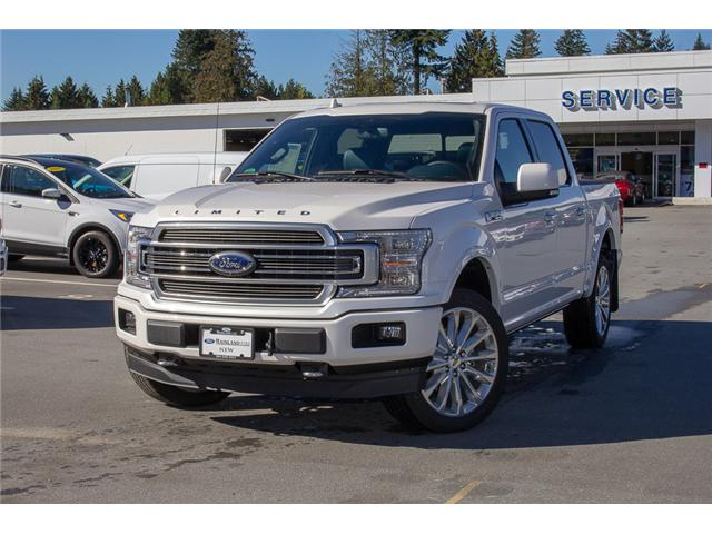 2018 Ford F-150 Platinum (Stk: 8F12320) in Surrey - Image 3 of 28
