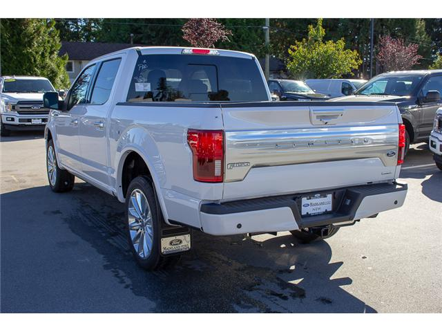 2018 Ford F-150 Platinum (Stk: 8F12320) in Surrey - Image 5 of 28