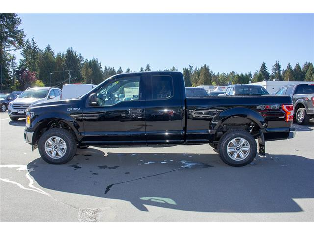 2018 Ford F-150 XLT (Stk: 8F12382) in Surrey - Image 4 of 28